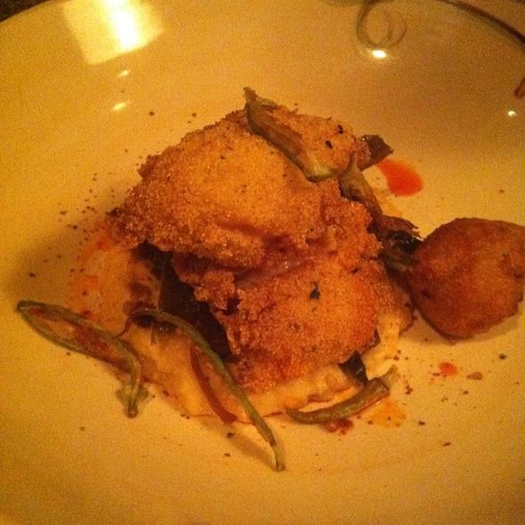 Crispy Cornmeal Catfish @ Table Fifty-Two