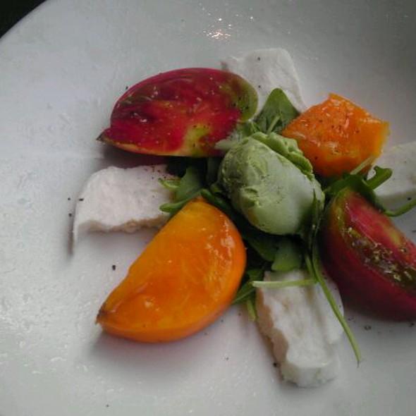Heirloom Tomato Salad @ Bristol