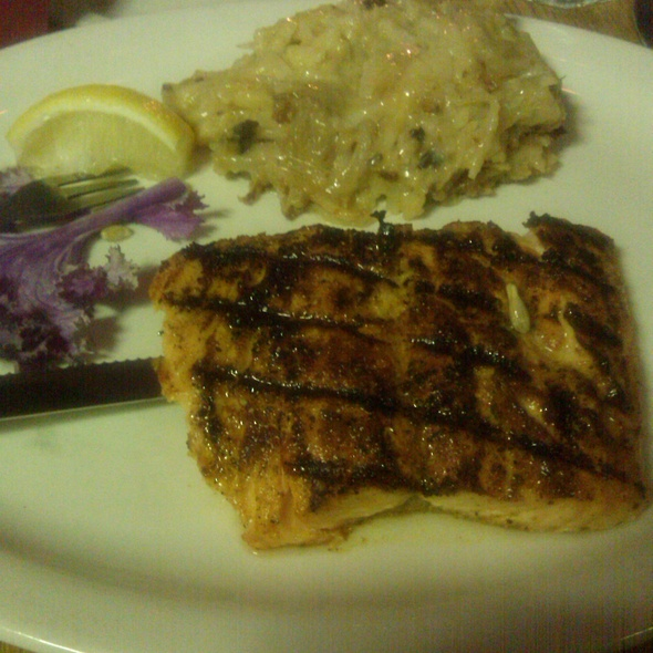 Cajun Salmon @ Bob Taylor's Ranch House