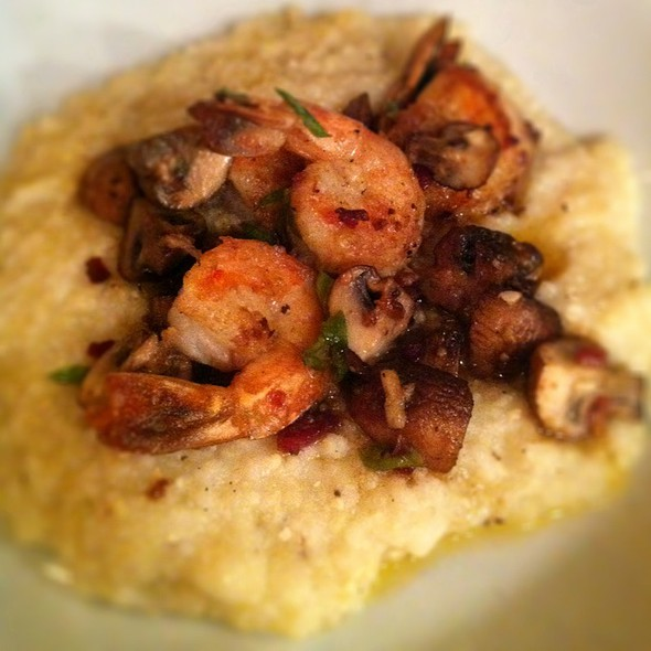 Shrimp and Grits @ Whisk Gourmet Foods & Catering