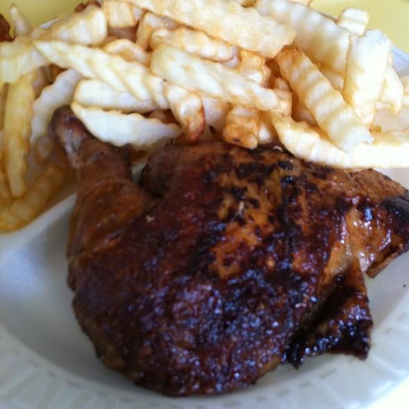 Peruvian Roasted Chicken @ Su Pollo