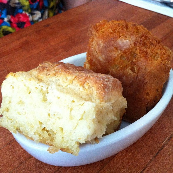 buttermilk biscuits @ Northern Spy Food Co.