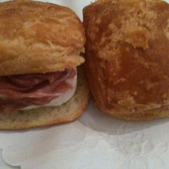 Mini Sandwiches - Sant Ambroeus - Madison Avenue, New York, NY