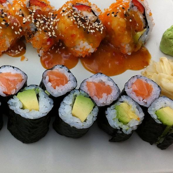 Sushi @ Sumo Restaurant