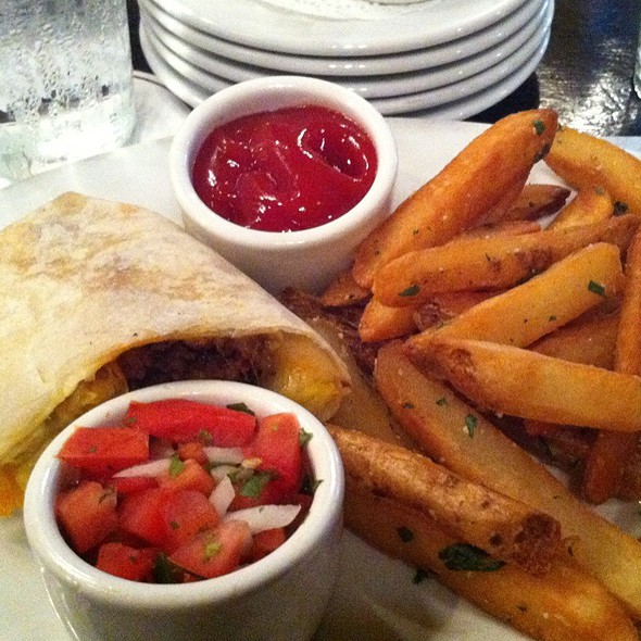 Breakfast Burrito @ Breakfast Club