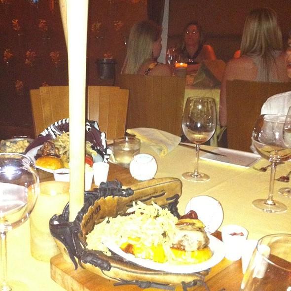 Kobe Beef And Foie Gras Sliders - Barton G. The Restaurant - Miami Beach, Miami Beach, FL