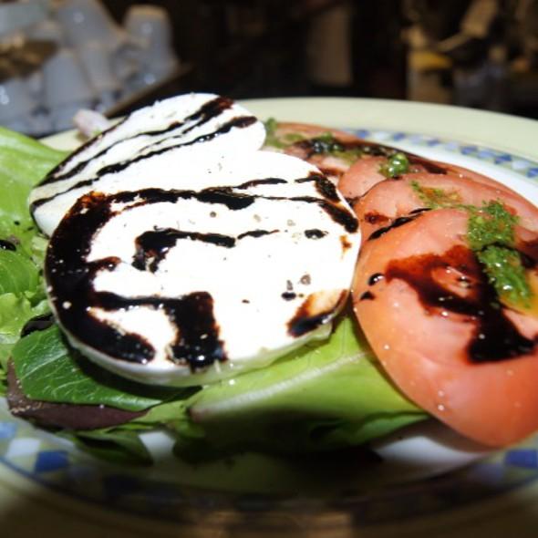 Caprese Salad @ Bapi Restaurant