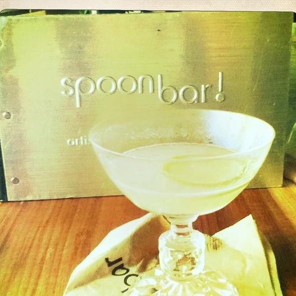 The Last Word With Mezcal @ Spoonbar - h2hotel