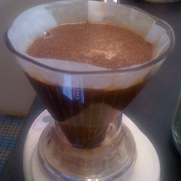 Costa Rica Montes de Oro Drip Coffee @ Bluebird Coffee Shop
