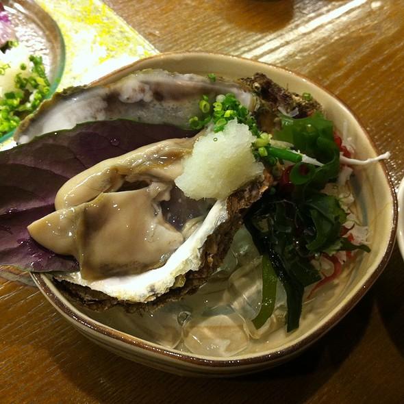 牡蠣 @ 割鮮のむら