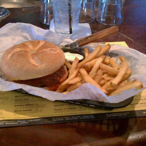Buffalo Chicken Sandwich @ PJ Whelihan's Cherry Hill