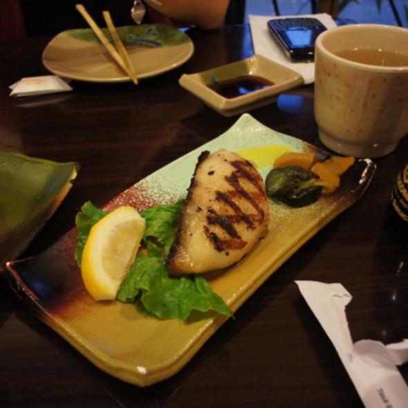 Gindara @ Nao Sushi