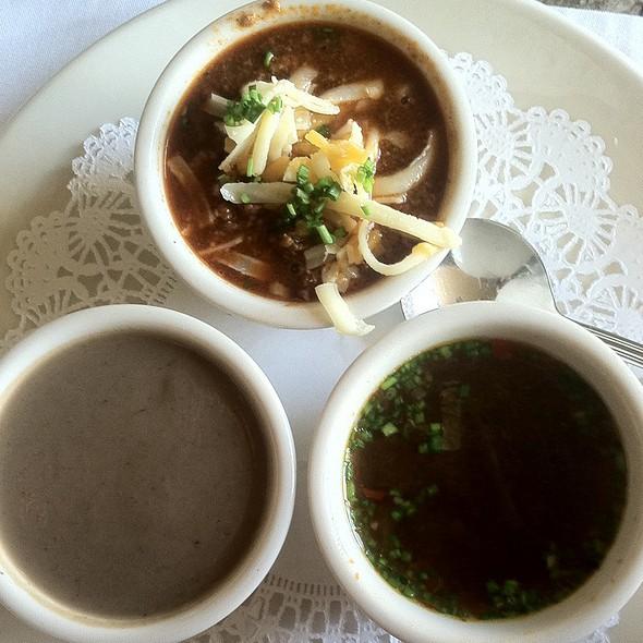 Soup Trio @ Shade
