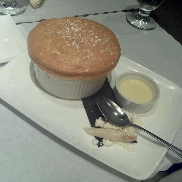 Bibingka Souffle @ Intramuros Restaurant Bar