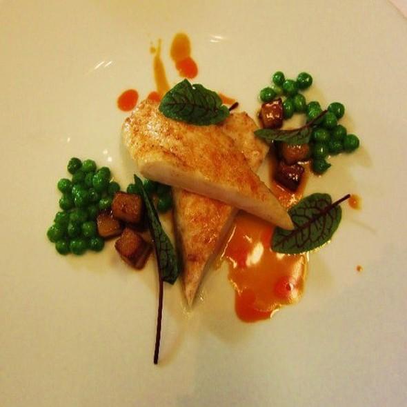Seasonal Seafood @ Providence Restaurant