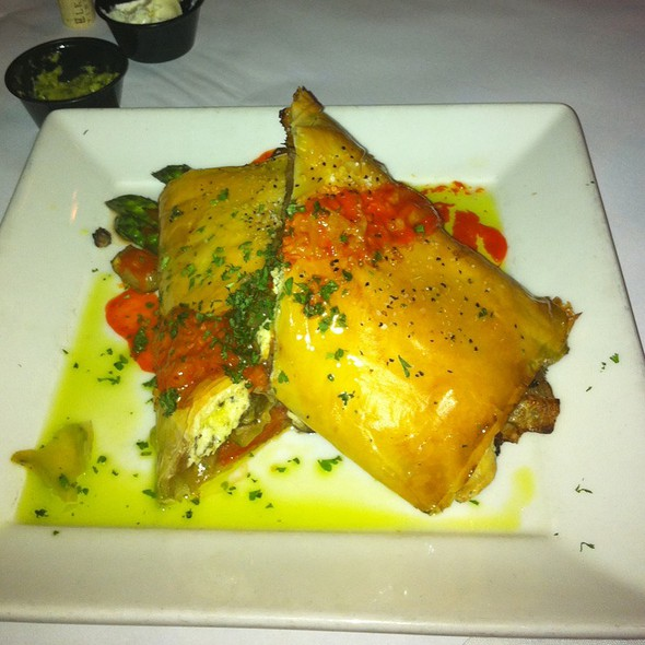 Vegetable Pastry - Red Fish - Hilton Head, Hilton Head Island, SC