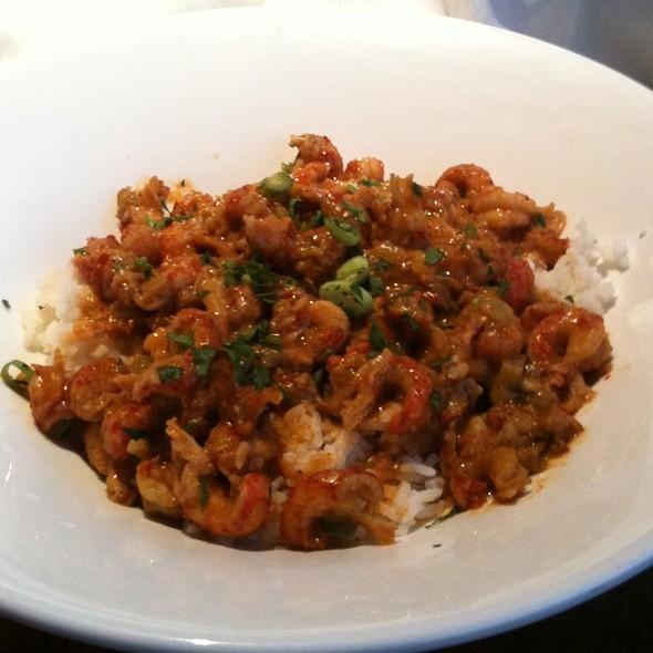 Crawfish Etouffee @ TruOrleans Restaurant & Gallery
