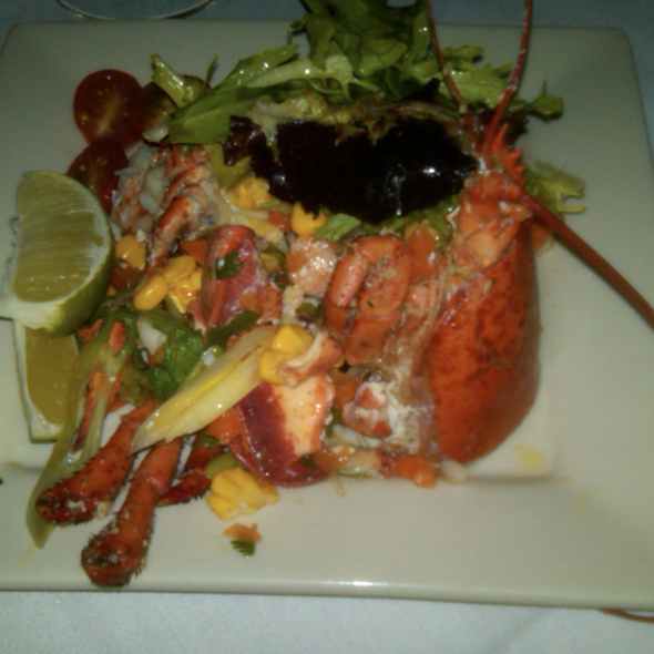 Lobster Salad - El Parador, New York, NY