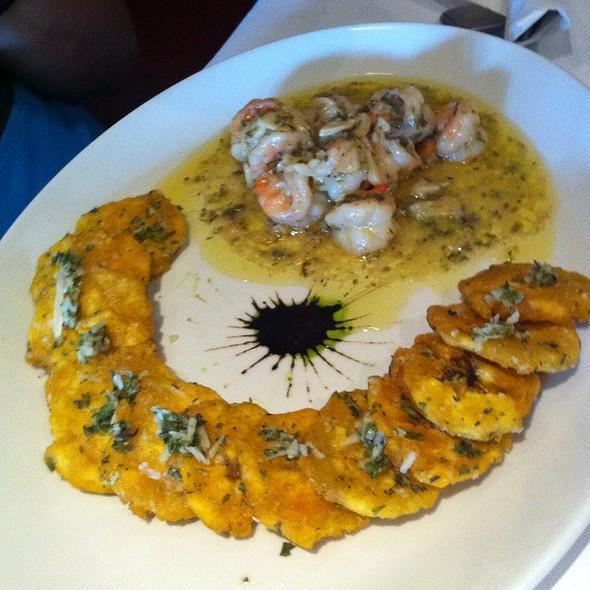 Butter Garlic Shrimp @ Marocha