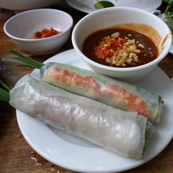 Goi Cuon Shrimp Rolls