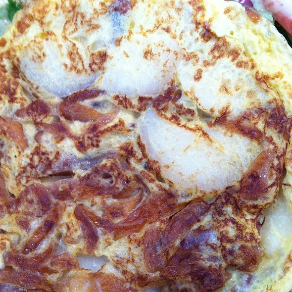 Crique Omelette - Banana Cafe, Key West, FL