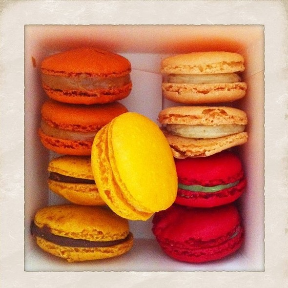 Macarons @ Pain De Sucre