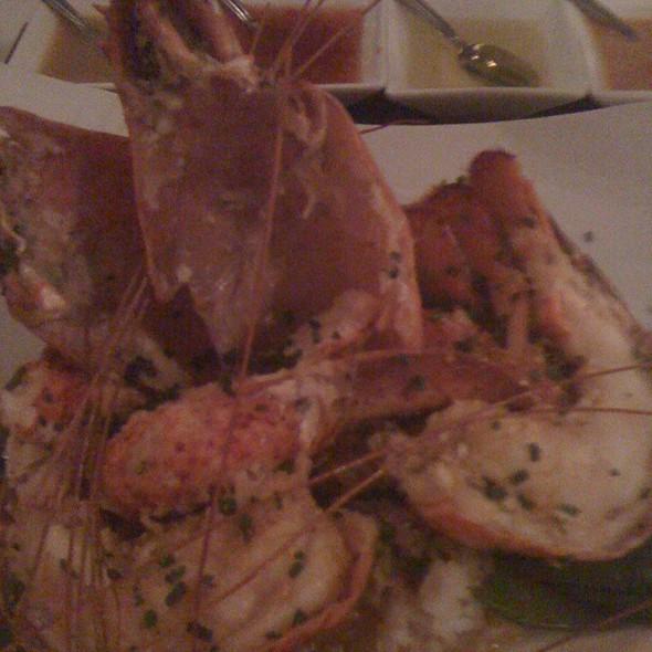 Lemon Grass Lobster
