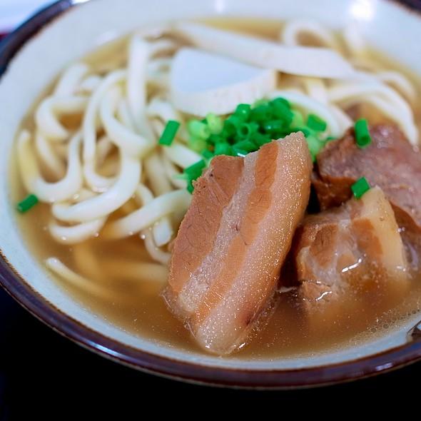 Soki Soba @ きしもと食堂