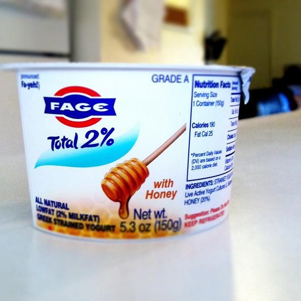 Fage Greek Yogurt @ Target