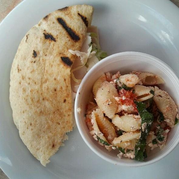 Zo S Kitchen Lean Turkey Pita zoe's kitchen menu - atlanta, ga - foodspotting