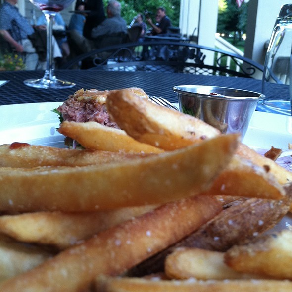 Kobe Burger And French Fries - The Grant House, Vancouver, WA