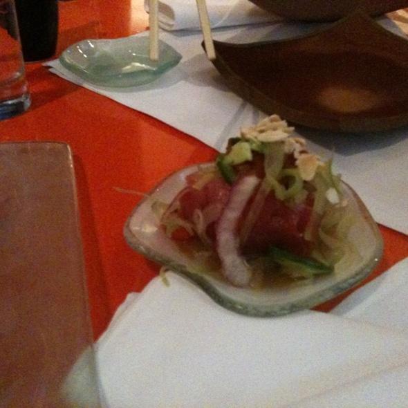 Tuna Ceviche @ Sushisamba