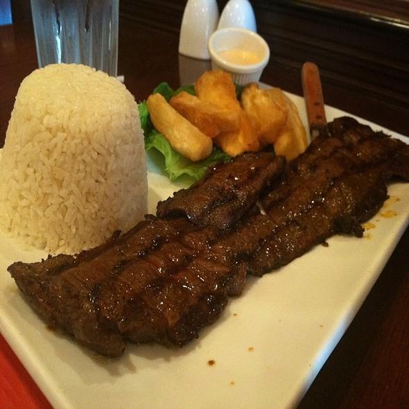Skirt Steak @ Ceviche House