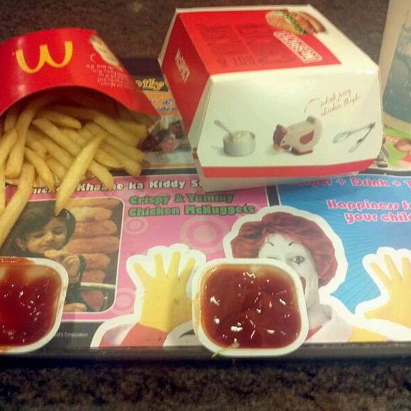 Mc Spicy Chicken Burger
