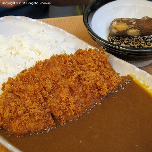 Loin Katsu Curry @ Saboten