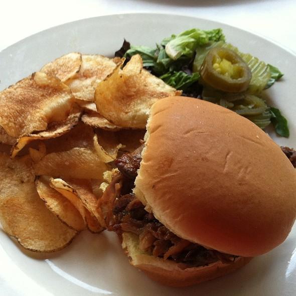 BBQ Pork Slider - Maldaner's, Springfield, IL
