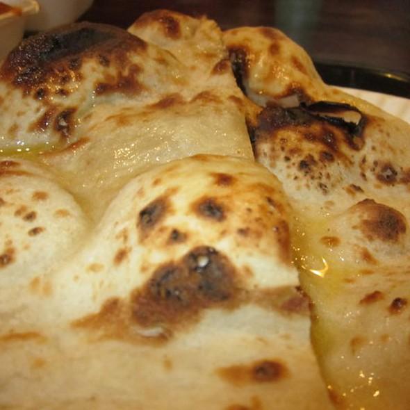 garlic naan @ PUNJABI TANDOOR