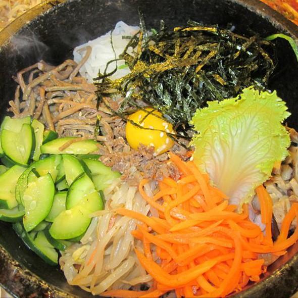 Bibimbap @ Kaju Tofu Restaurant