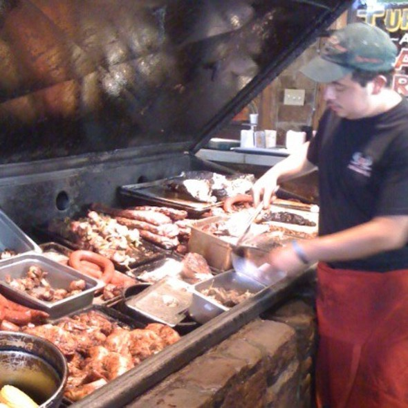 Pit Barbecue @ Hard Eight BBQ Coppell