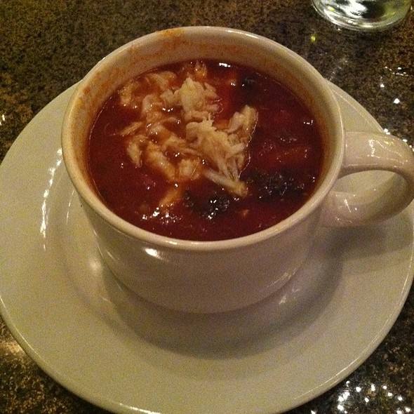 Maryland Crab Vegetable Soup @ Dogwood Gourmet