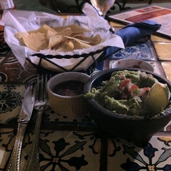 Chips and Guacamole @ Riverwalk Cantina