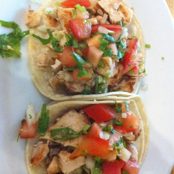 Chicken soft taco - El Charro - Livermore, Livermore, CA