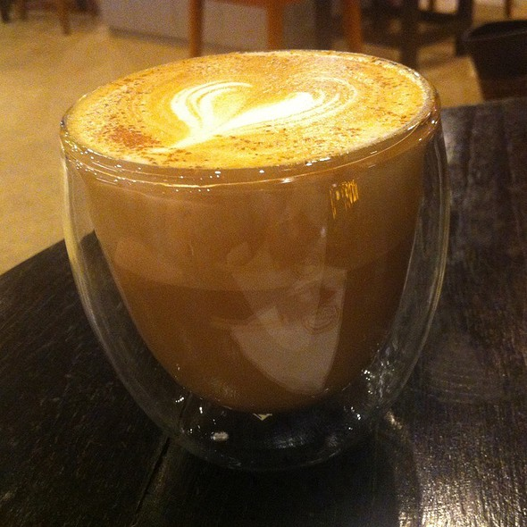 Cappuccino @ Coffee Gallery (CDC)