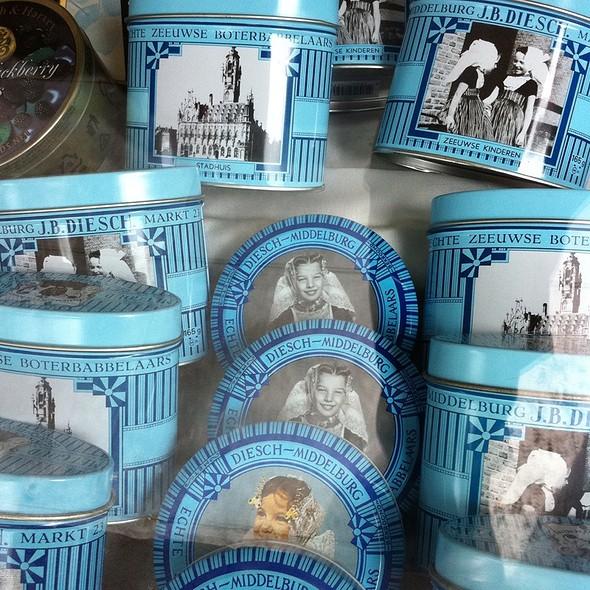 Zeeuwse Boterbabbelaars @ Tabac & Gifts C.F. Diesch