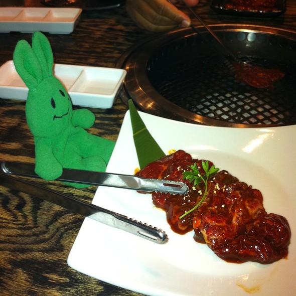Korean BBQ @ Gyu-Kaku