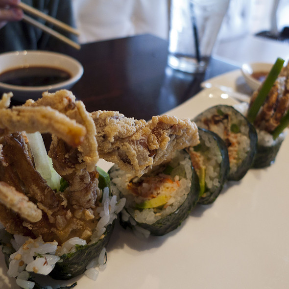 Spider Roll @ Pure Sushi
