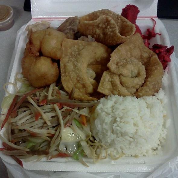 Lunch Plate - Regular