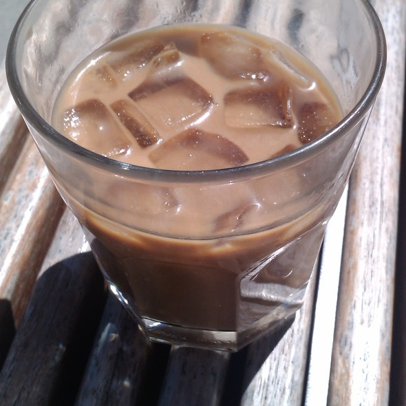 Iced Coffee @ Rooftop Coffee Bar, Blue Bottle Coffee Company