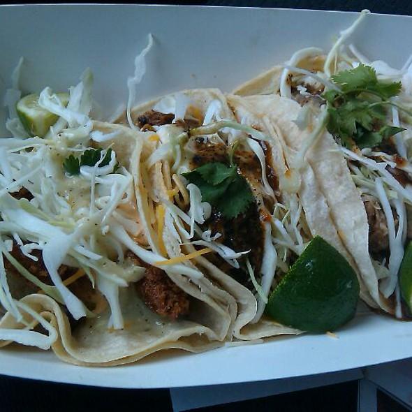 Lloyd taco truck menu foodspotting for Panko fried fish