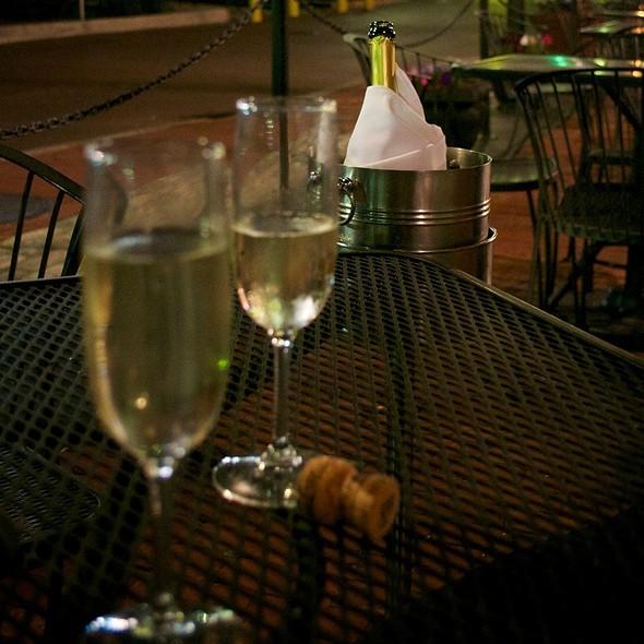 Champagne - Chart House Restaurant - Boston, Boston, MA